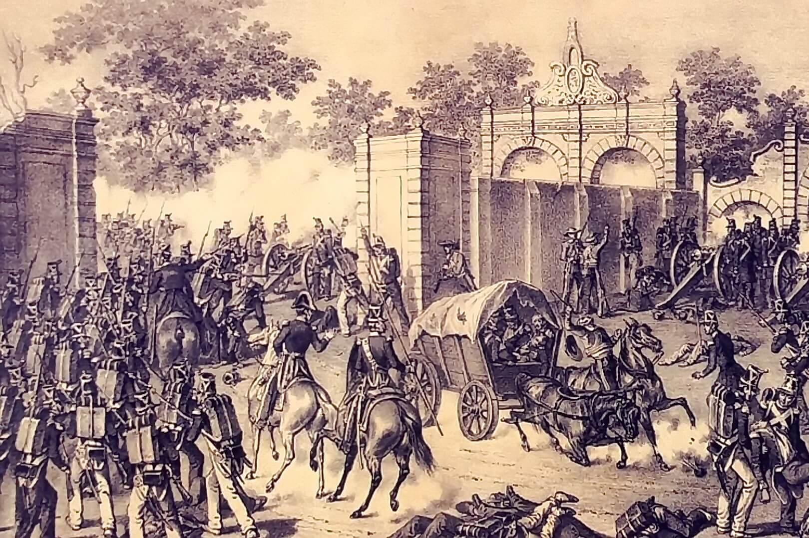 Guerra de la Reforma (1858 - 1861)