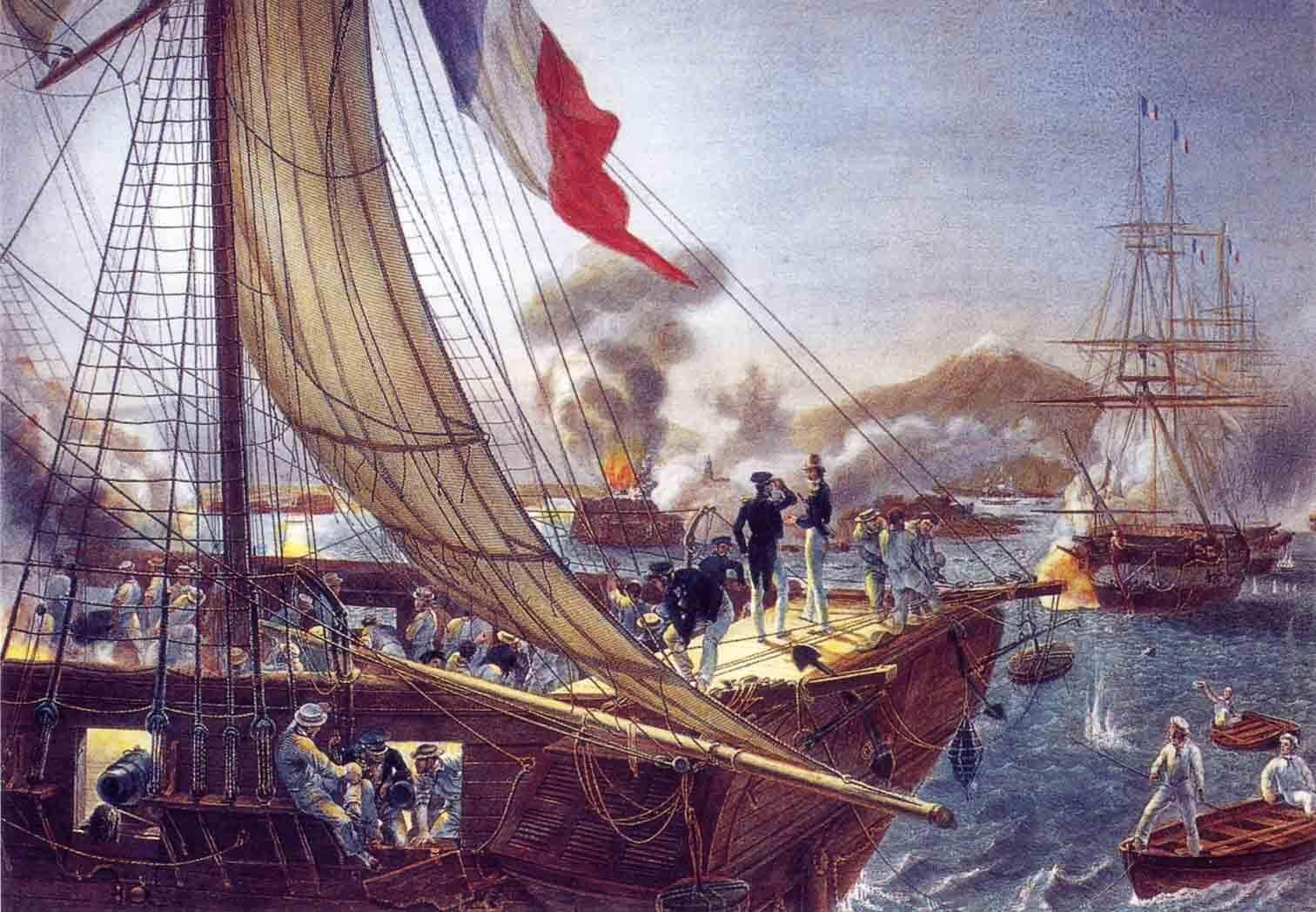 Guerra de los Pasteles (1838 – 1839)