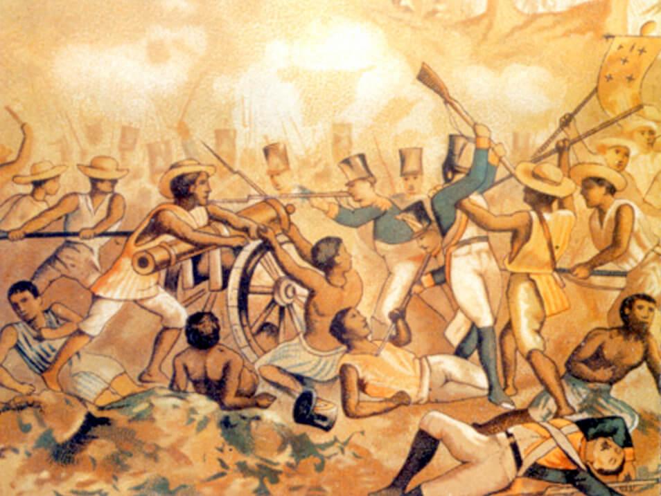 Batalla de Puerto de Carroza (1810)