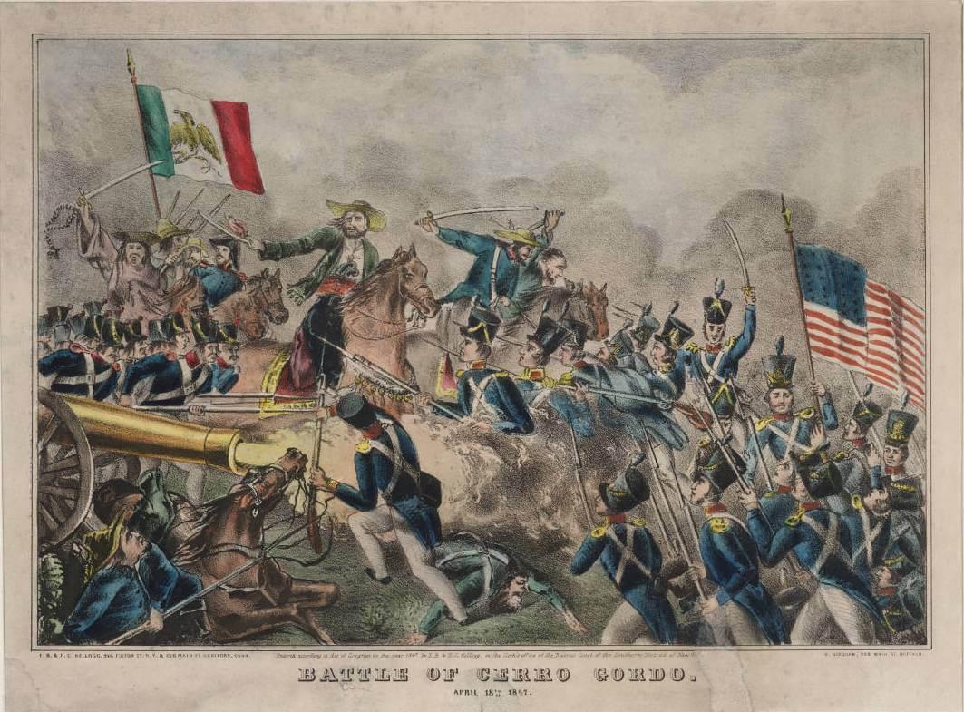 Guerra de Estados Unidos contra México (1846)