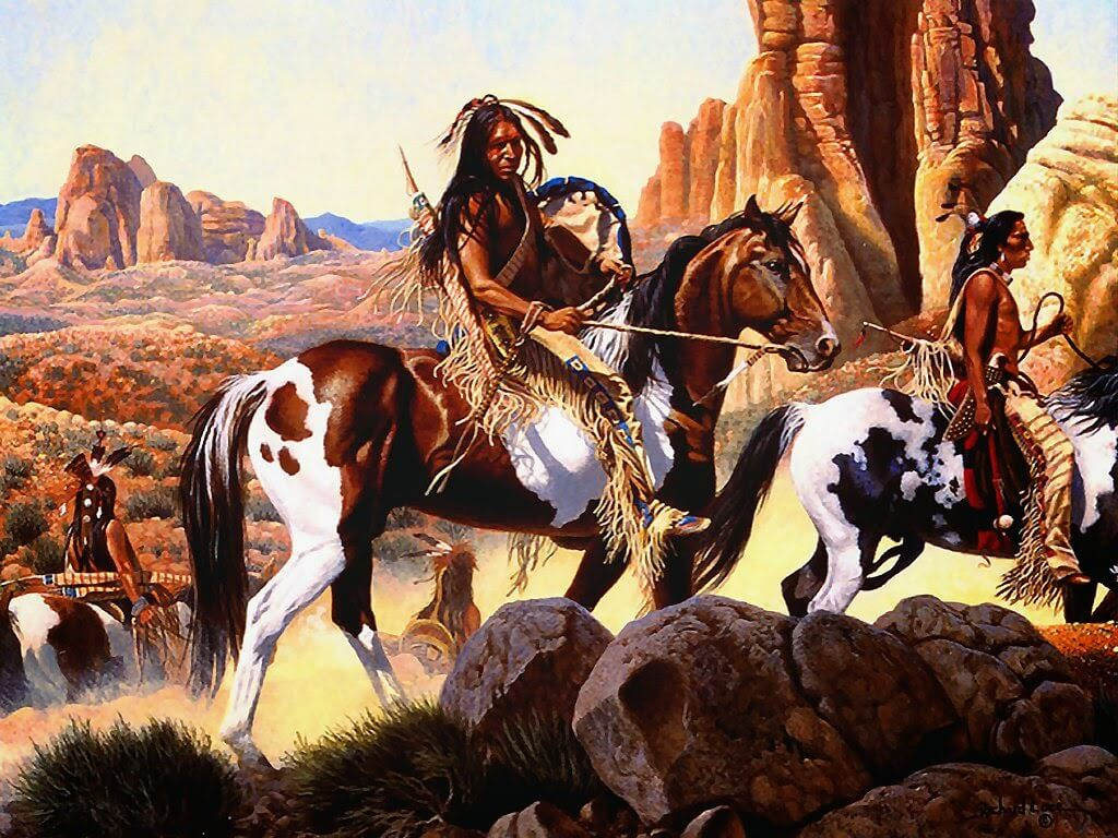 Guerra entre comanches y México (1821 - 1850)