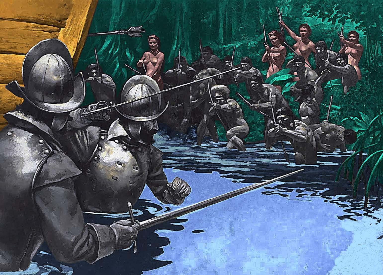 Conquista de Yucatán (1527 – 1547)
