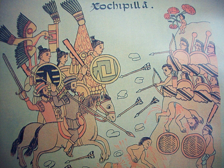 Guerra del Mixton (1540 – 1551)