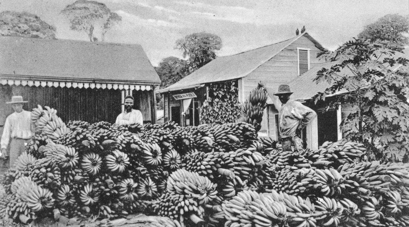 Guerras Bananeras (1898 – 1934)
