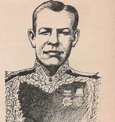 Retrato del General Antonio Canales Rosillo