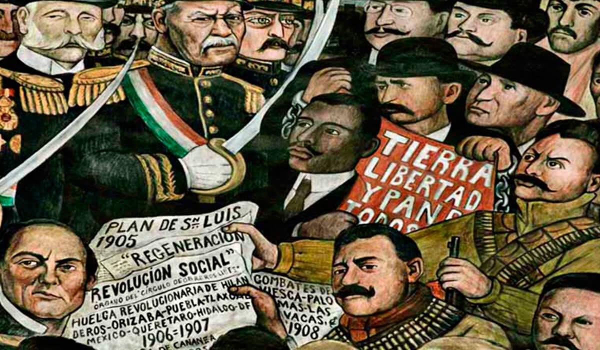 Revolución Mexicana (1910)