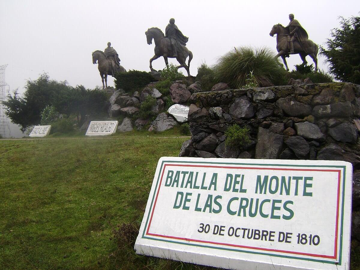 Batalla del Monte de las Cruces (1810)
