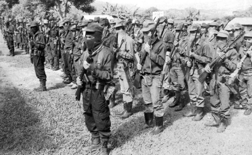 Resultado de imagen para Fotos del EZLN en 1994