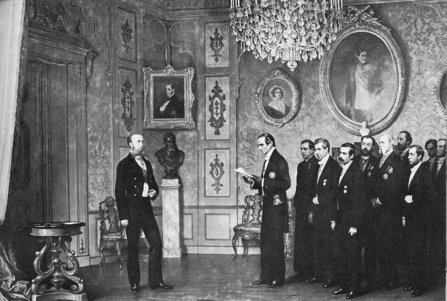 Tratado de Miramar (1864)