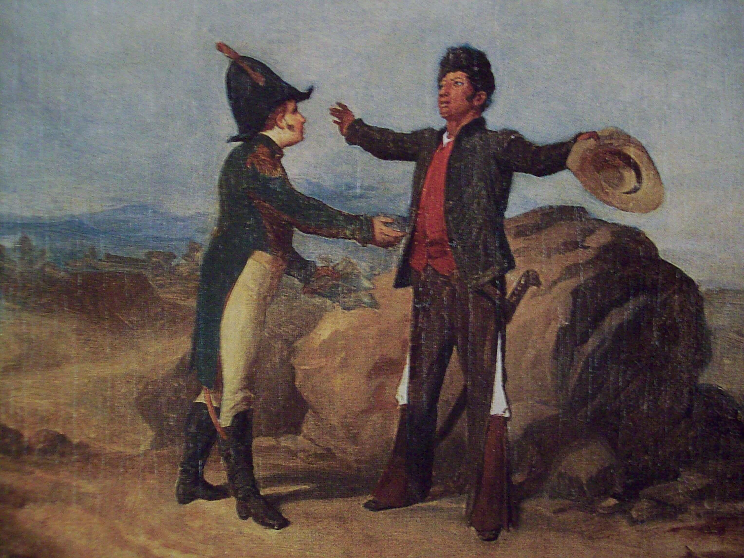 Abrazo de Acatempan (1821)