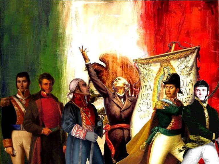 Personajes de la Independencia de México