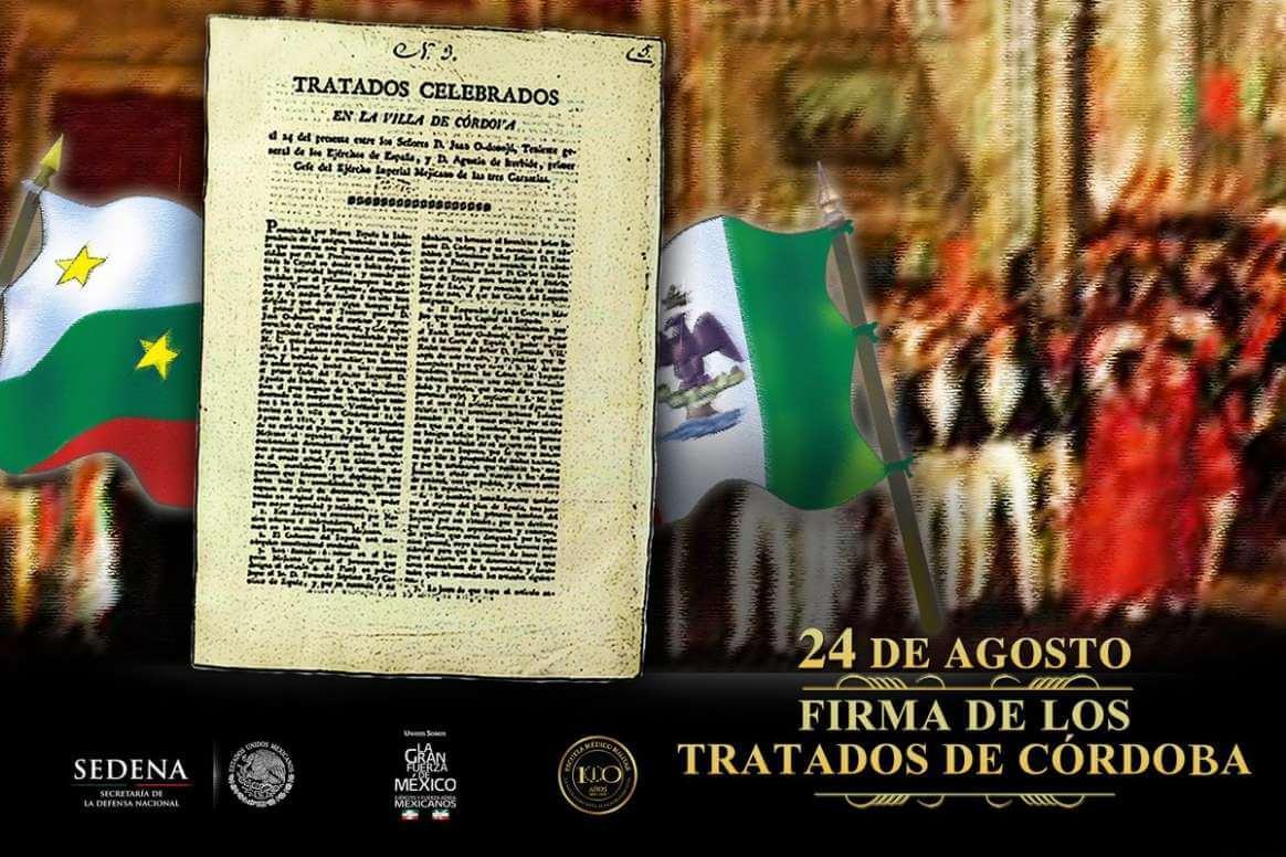 Tratados de Córdoba (24 Agosto 1821)