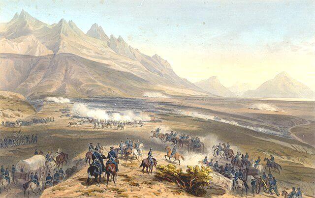 Batalla de la Angostura.