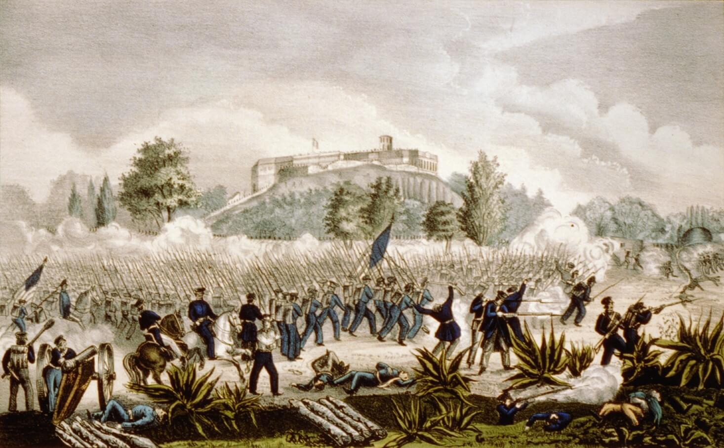 Batalla del Castillo de Chapultepec (1847)