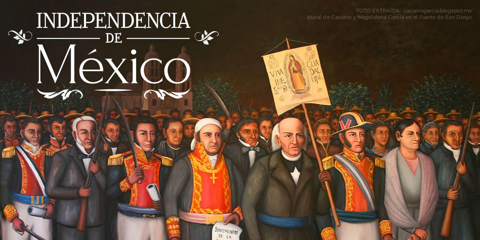 Causas Y Consecuencias De La Independencia De México Todas