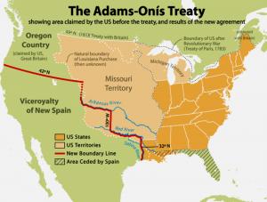 Tratado de Adams - Onís (1821)