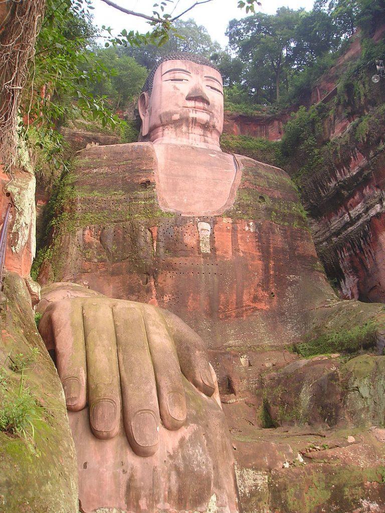Gran Buda del Monte de Lingyun.