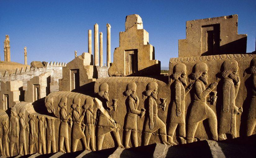 IMPERIO AQUEMÉNIDA (Persas) | Características