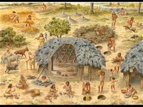 Revolución Neolítica.