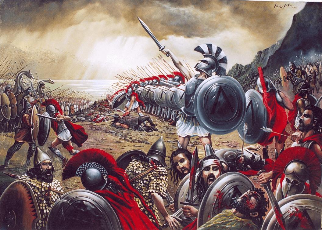 Batalla de las Termópilas (sV a.C.)