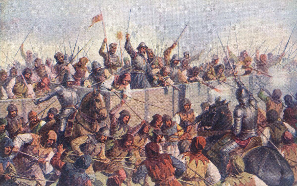 Guerras Husitas (1420 – 1431)