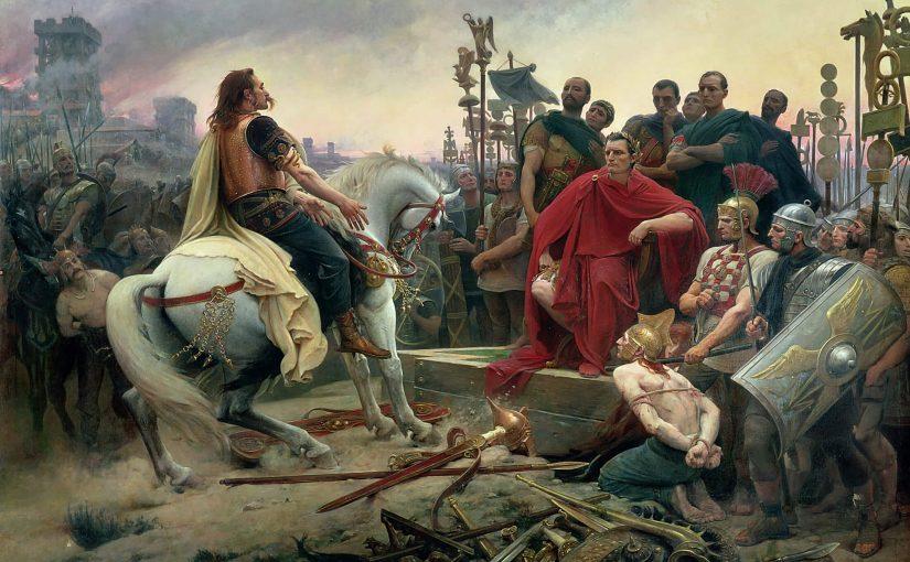 Guerra de las Galias (s I a.C)
