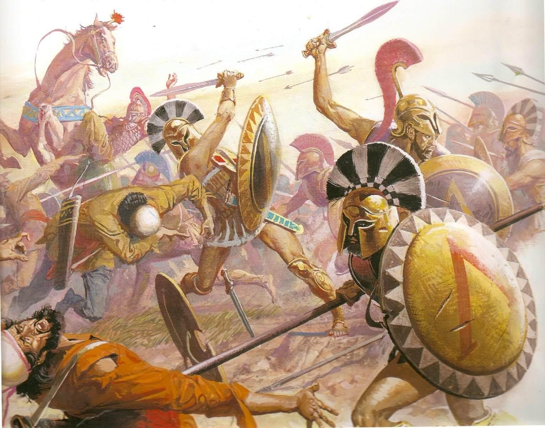 Guerras Médicas (siglo V a.C)
