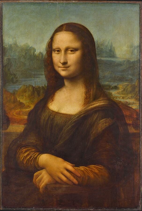 La Gioconda o Mona Lisa.