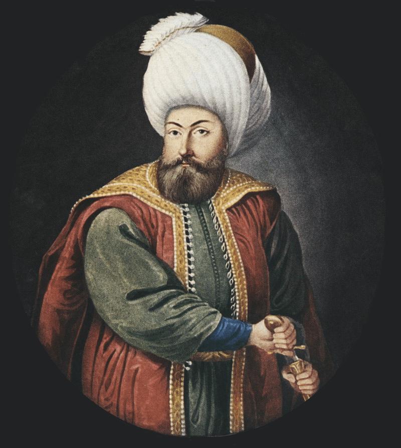 Osmán I.