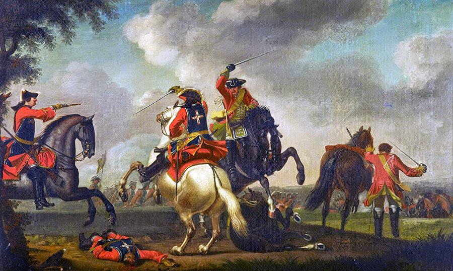 La batalla de Warburg.