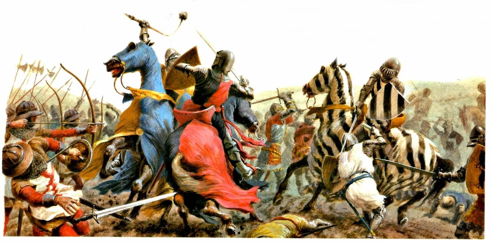 Guerra de los 100 años (1337 – 1453)