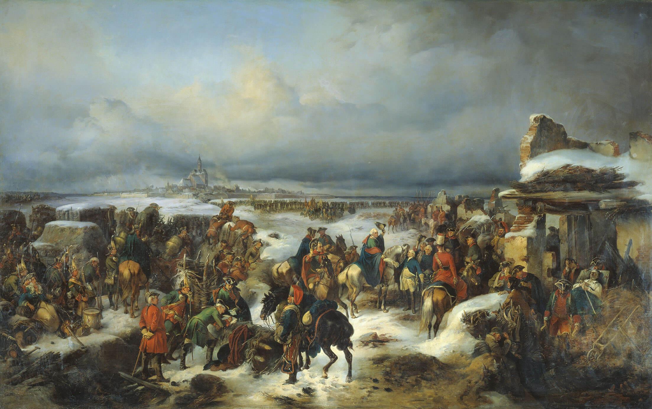 Guerra de los 7 años (1756 - 1763)