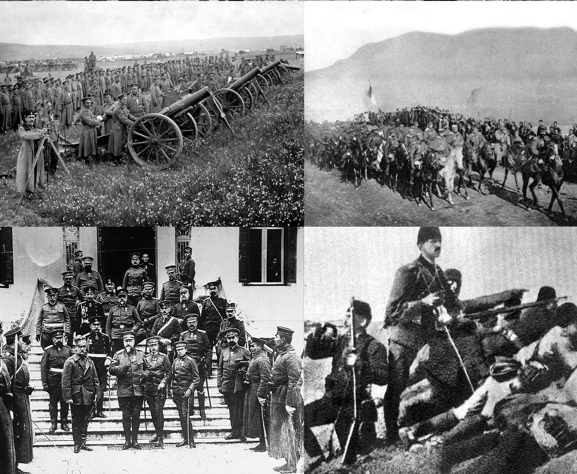 Guerras Balcánicas (1912 – 1913)