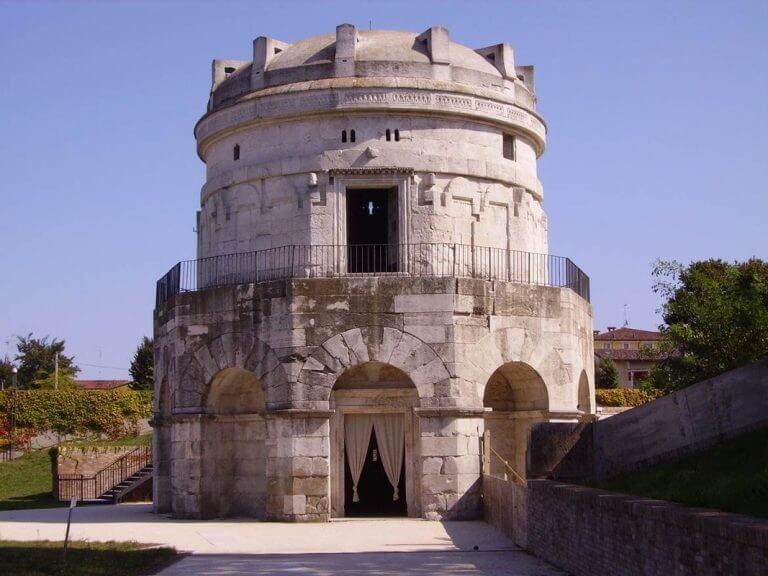 Mausoleo de Teodorico.