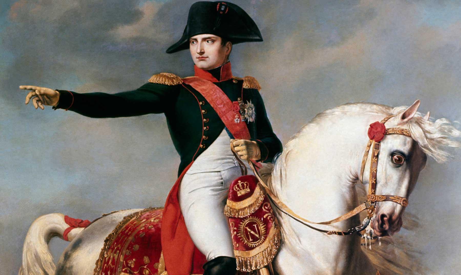 Napoleón Bonaparte (1769 - 1821)