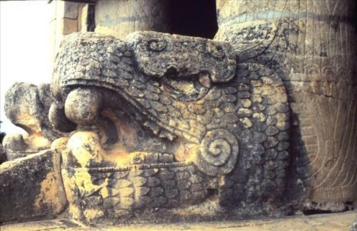 arquitectura maya.