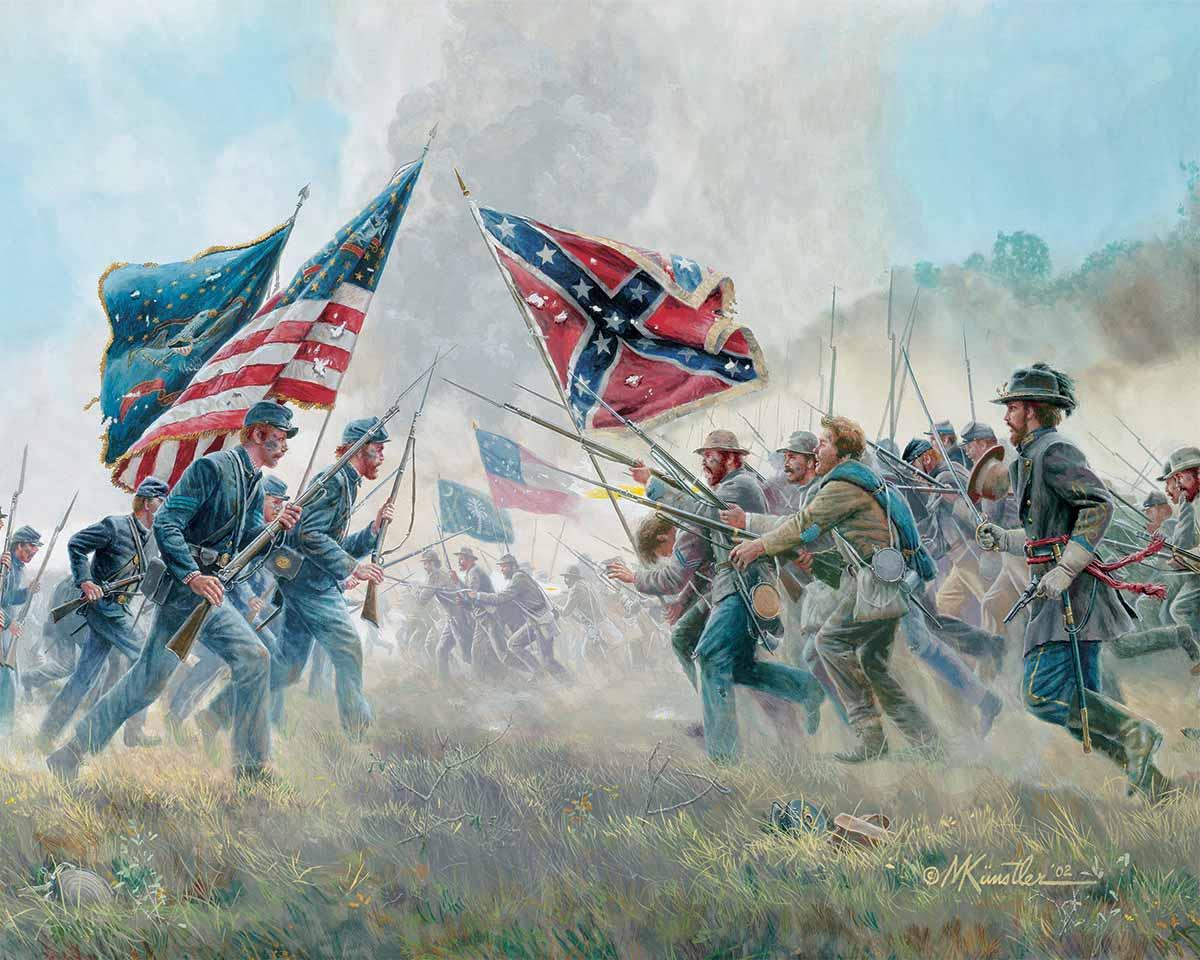 Guerra de Secesión (1861 - 1865)