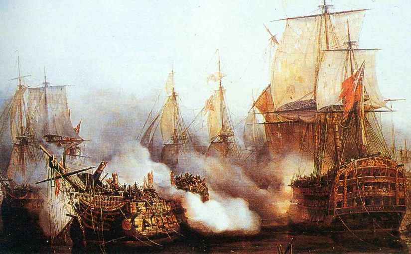 Batalla de Trafalgar (1805)