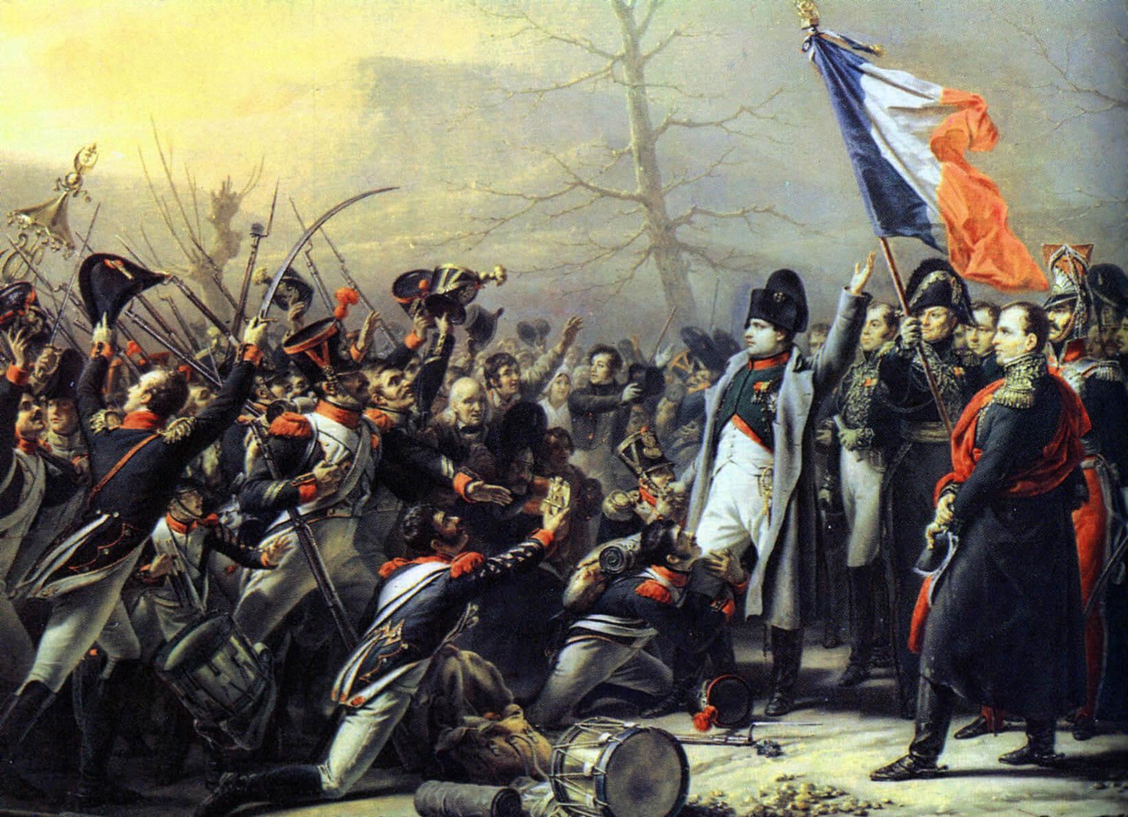Primer Imperio Francés (1804 - 1814)