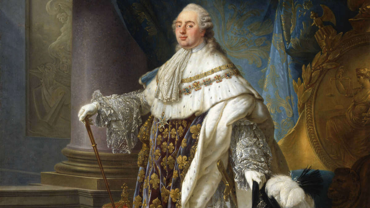 Luis XVI (1754 - 1793)
