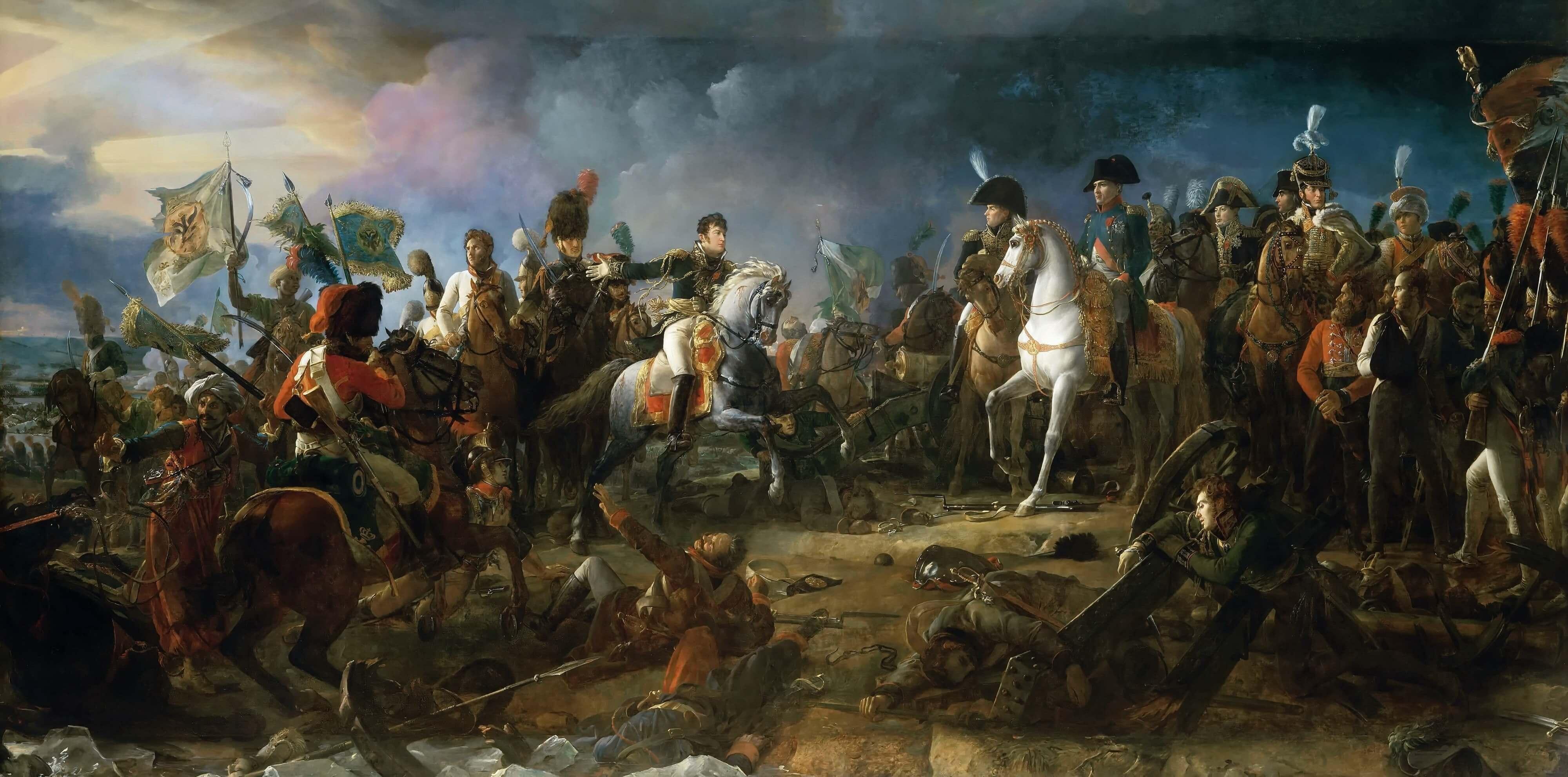 Batalla de Austerlitz (1805)