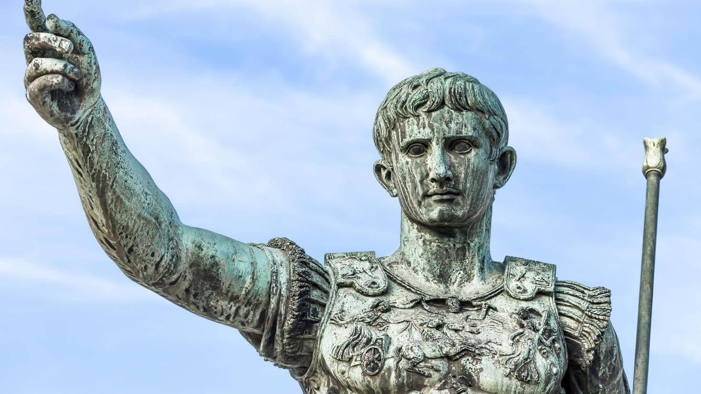 César Augusto (63 a.C - 14 d.C)