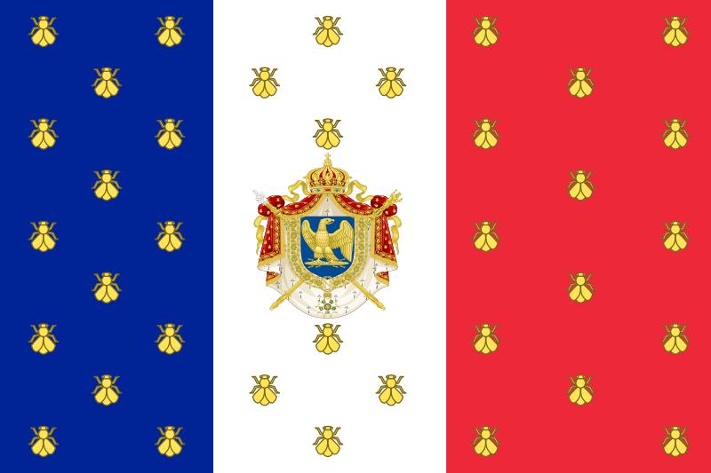 El Estándar Imperial de Napoleón III.