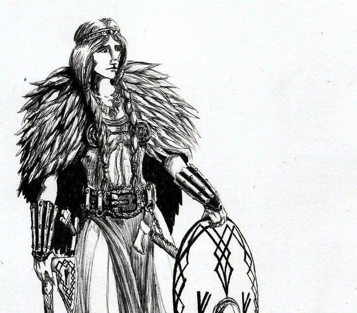 Freya (Diosa Nórdica)