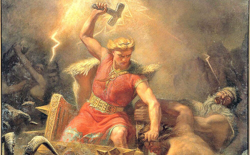 Thor (Dios Nórdico)