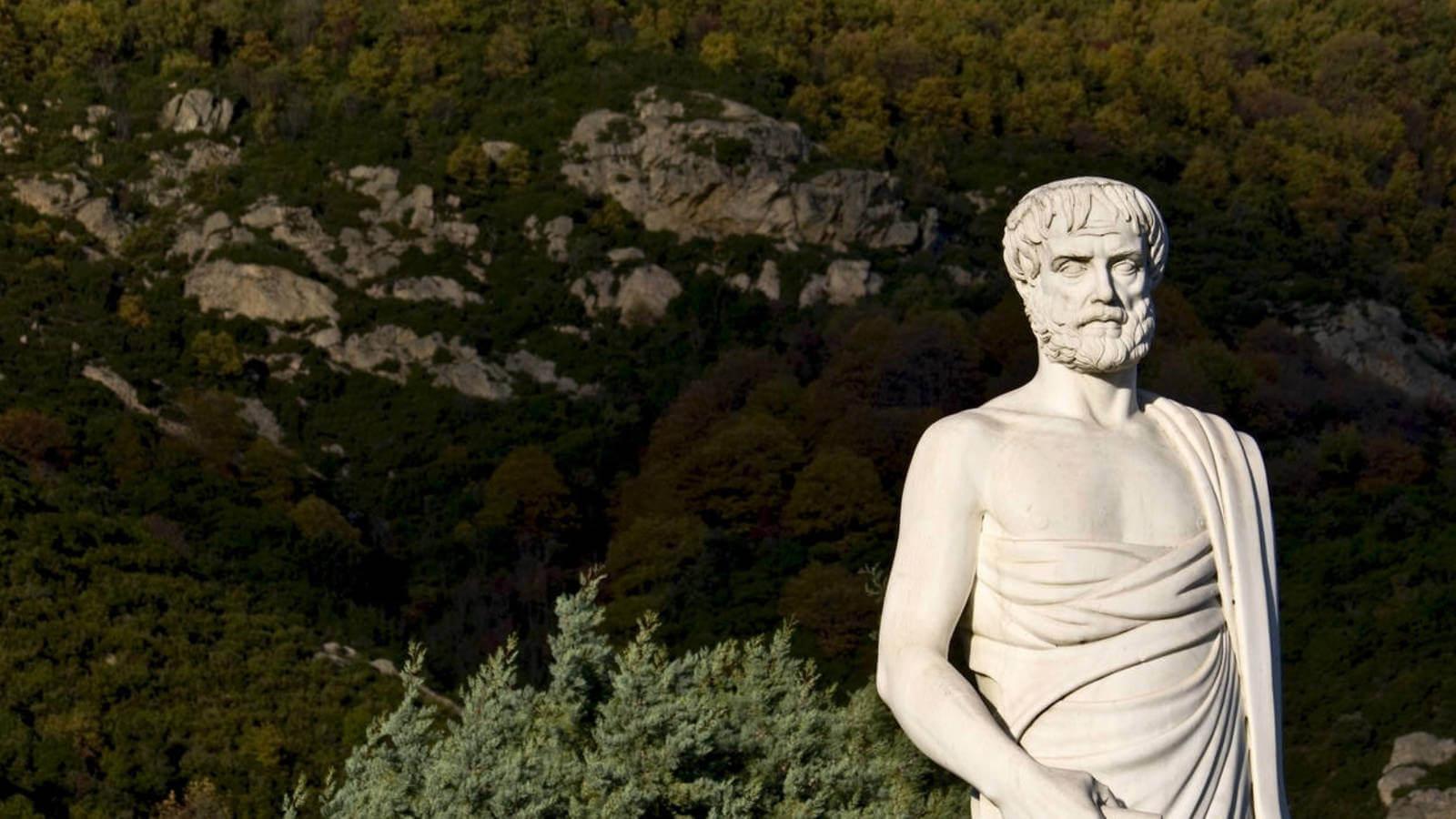 Aristóteles (384 a.C.-322 a.C.)