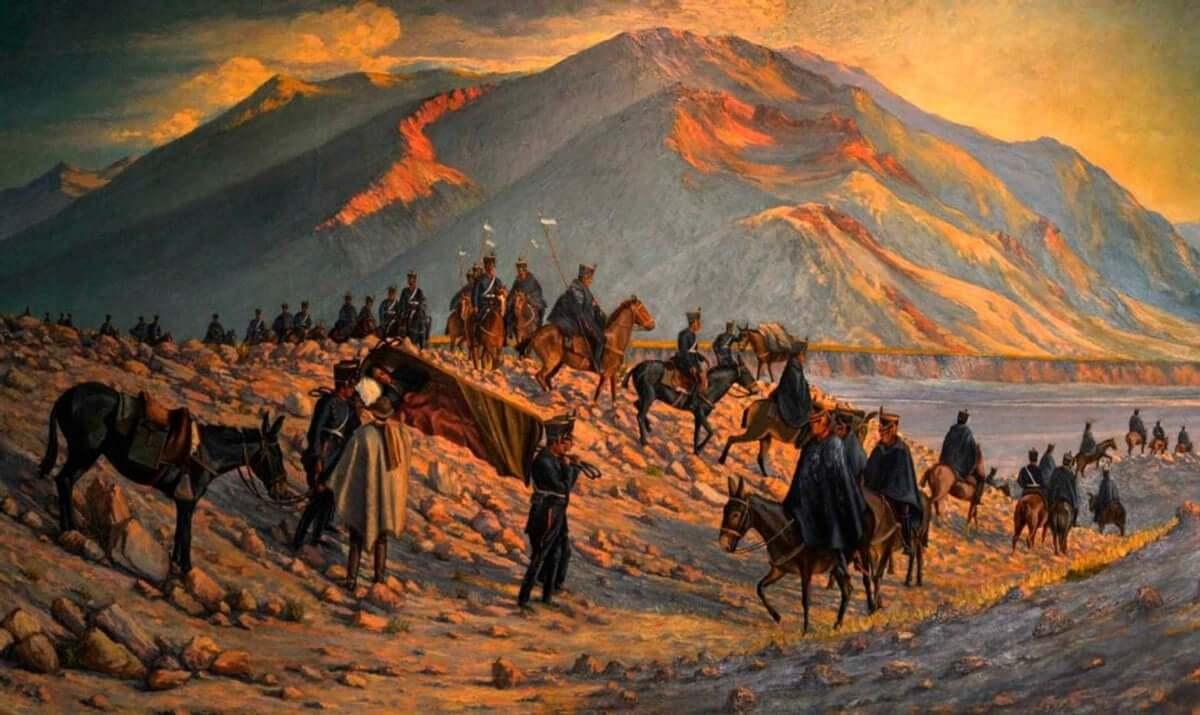 Cruce de los Andes (1817)