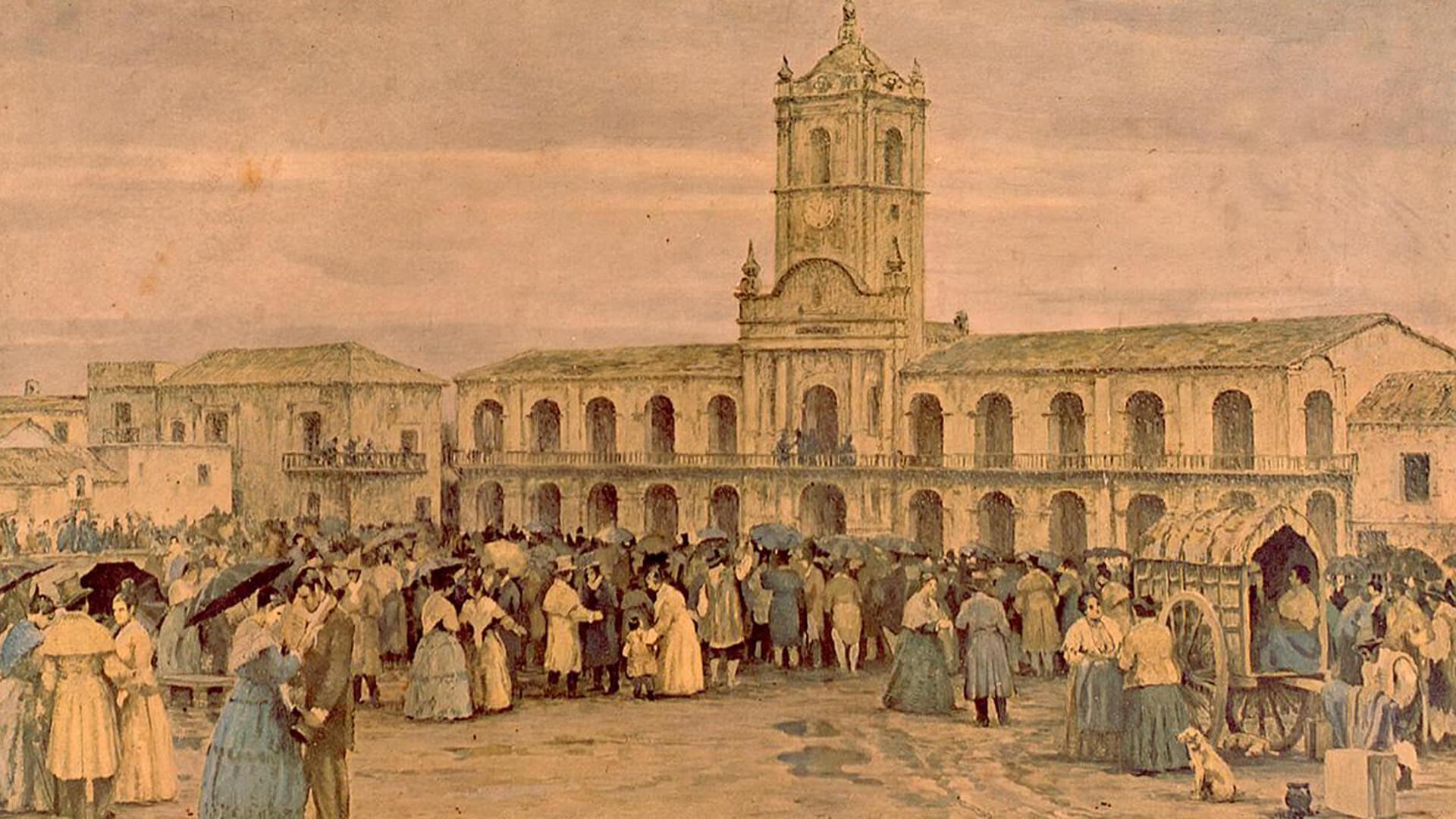 Semana de Mayo de 1810