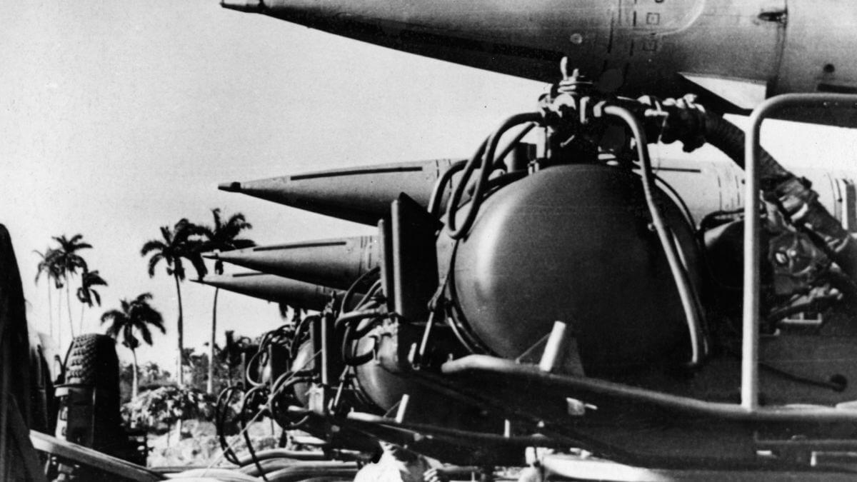Crisis de los Misiles de Cuba (1962)