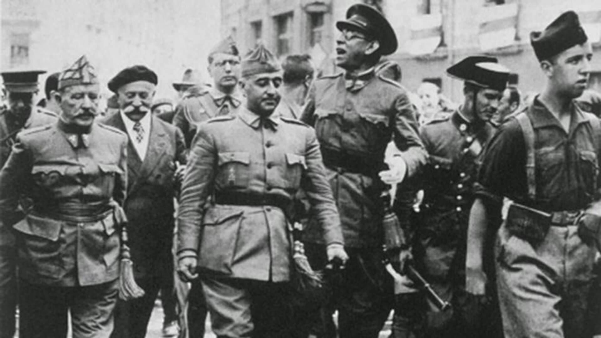 Guerra Civil Española (1936-1939)
